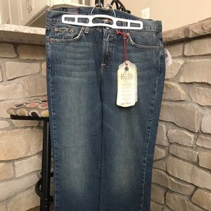 NWT Lucky Brand Sweet N' Low Jeans